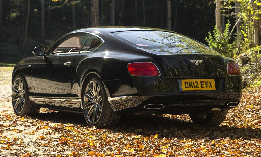 2009 Bentley Continental Gt Speed #11