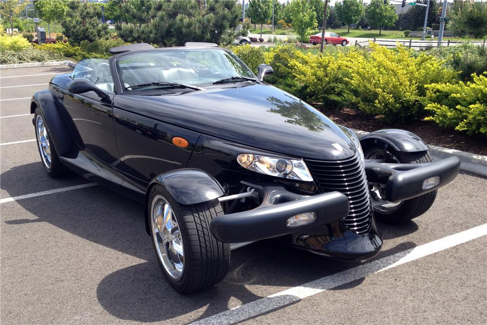 2000 Plymouth Prowler #2