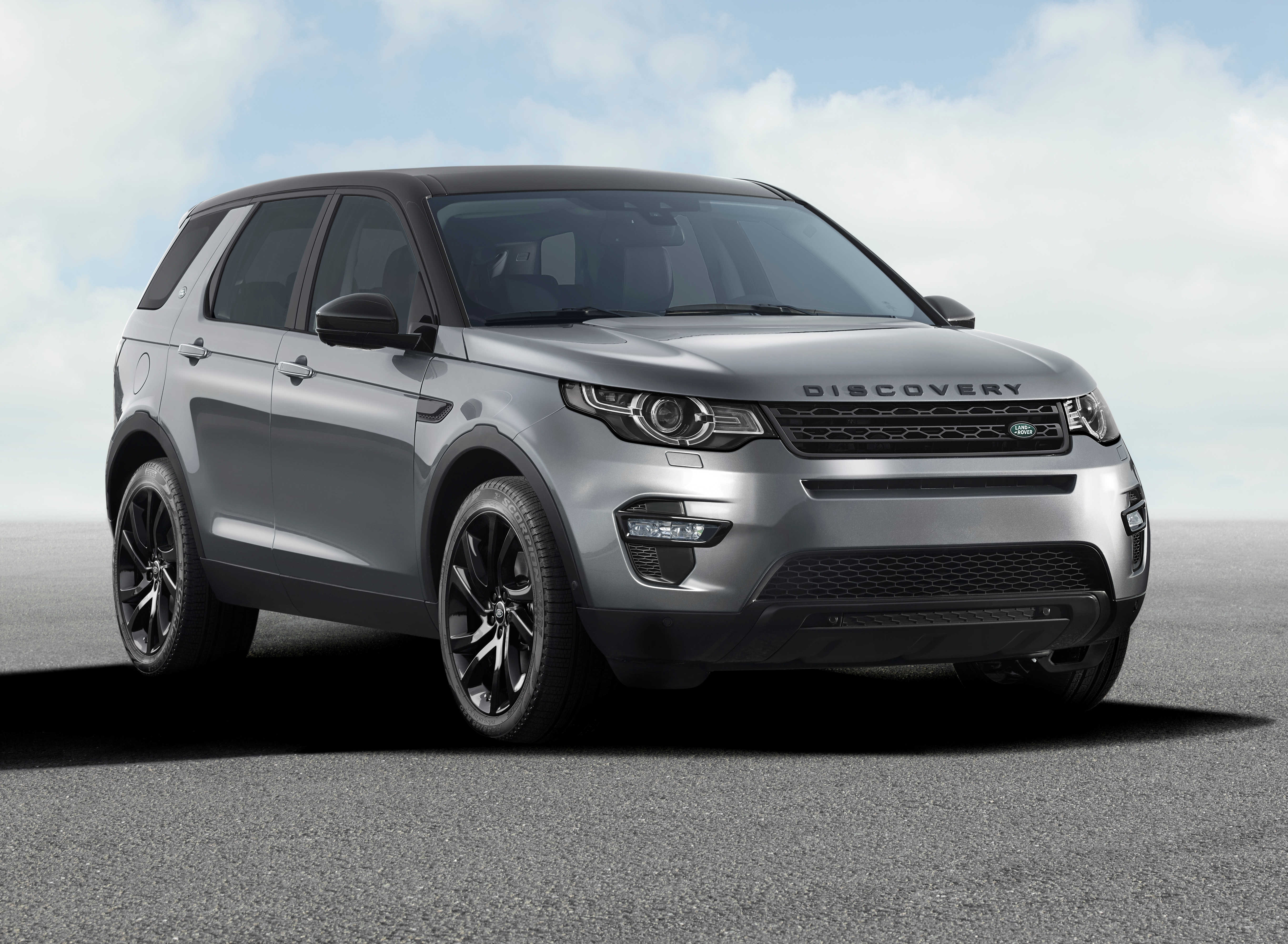 Land Rover Discovery Sport #1