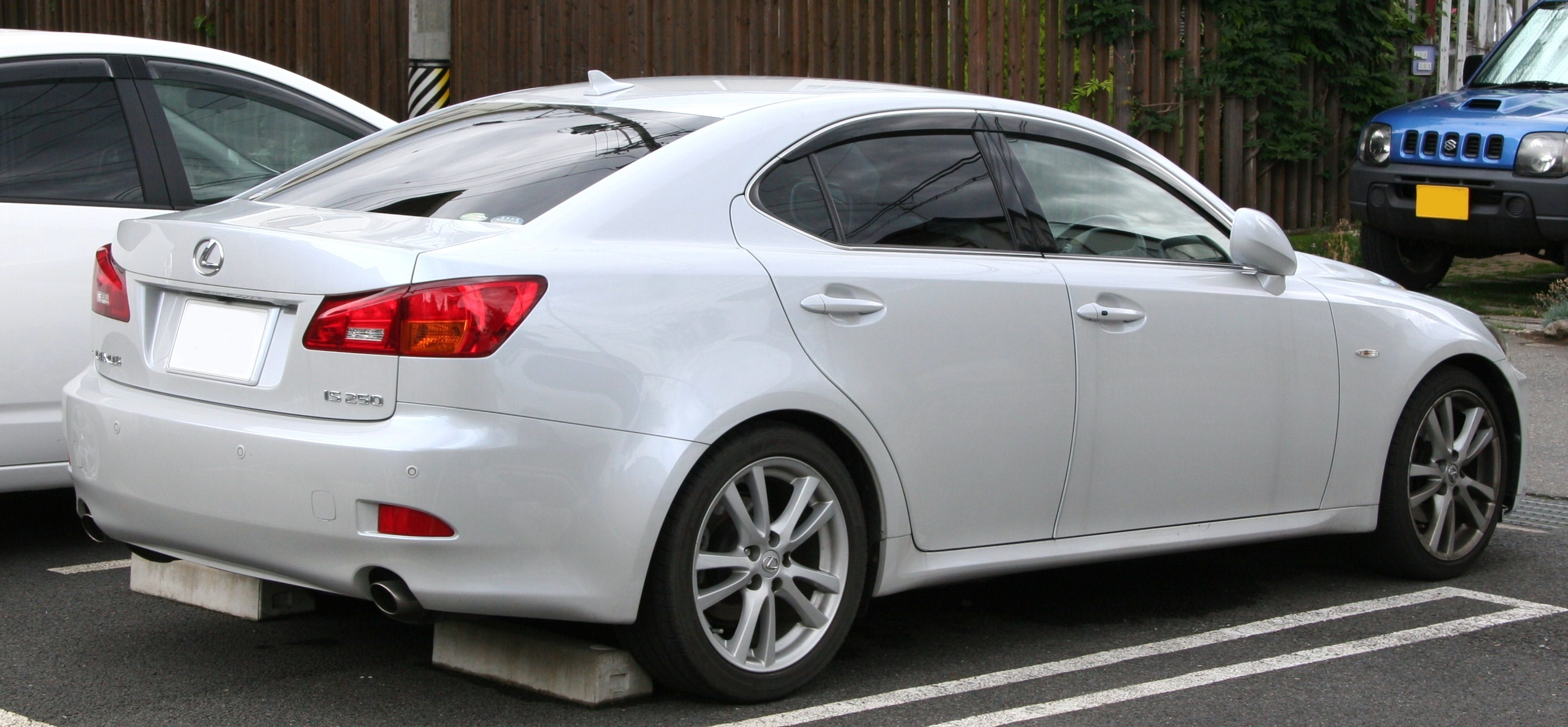 2008 Lexus IS #10