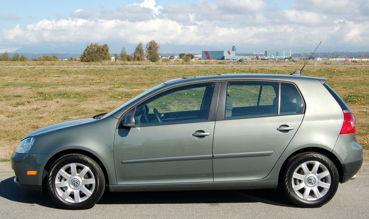 2006 Volkswagen Golf #1
