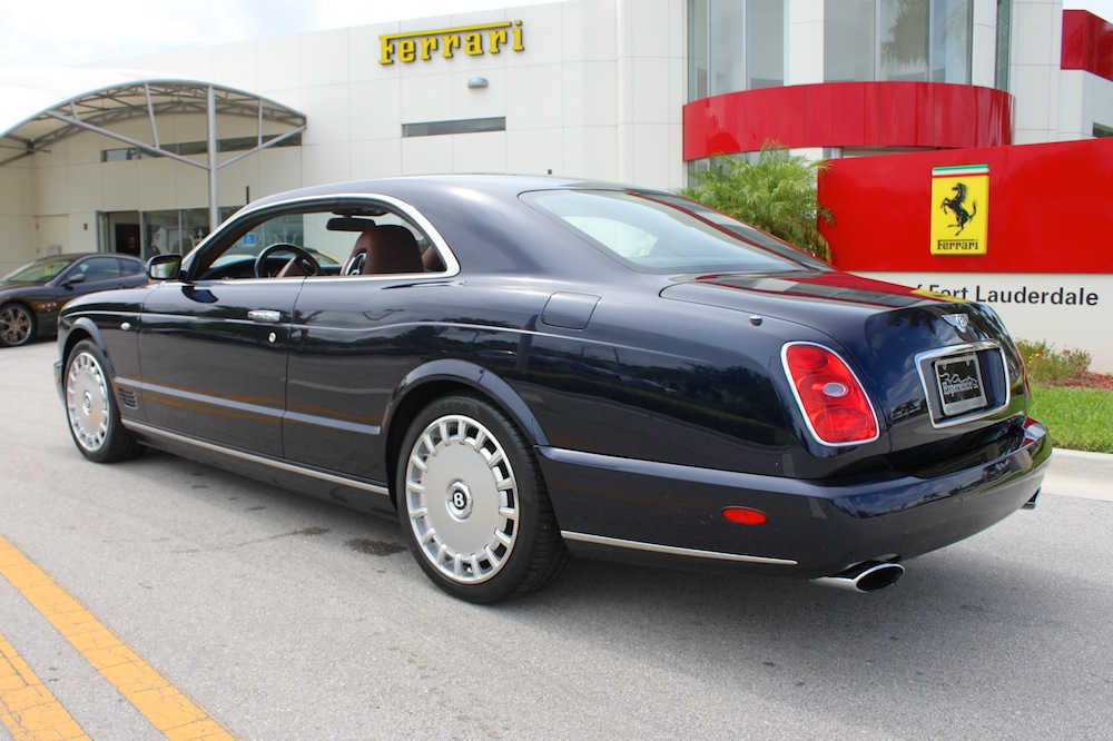 2009 Bentley Brooklands #6