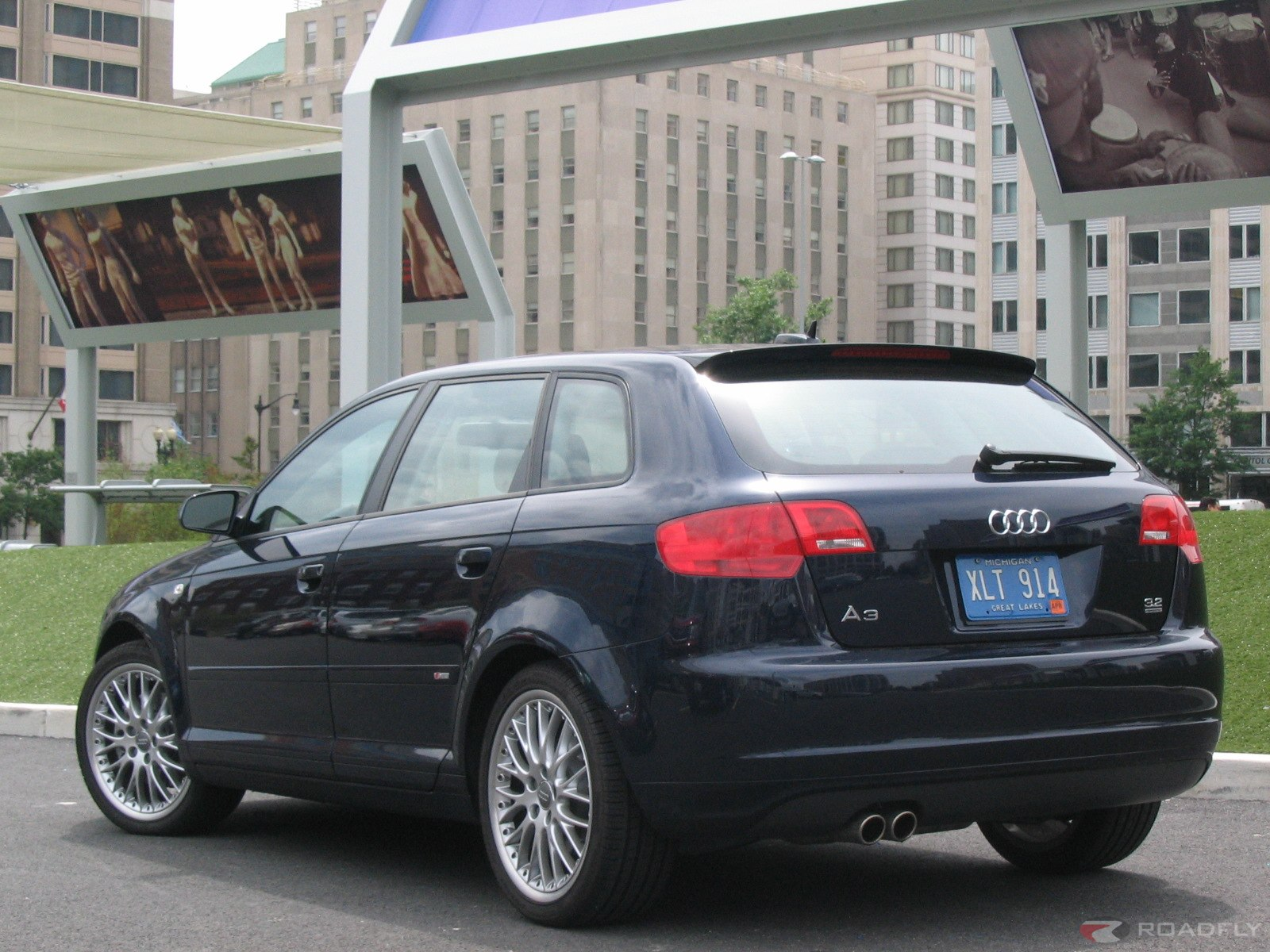 2006 audi a3 photos informations articles. Black Bedroom Furniture Sets. Home Design Ideas