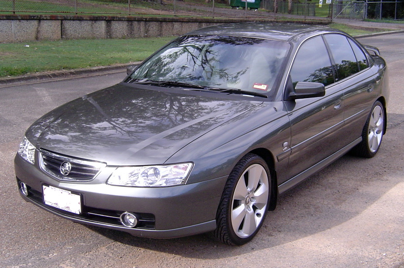 2003 Holden Berlina #5