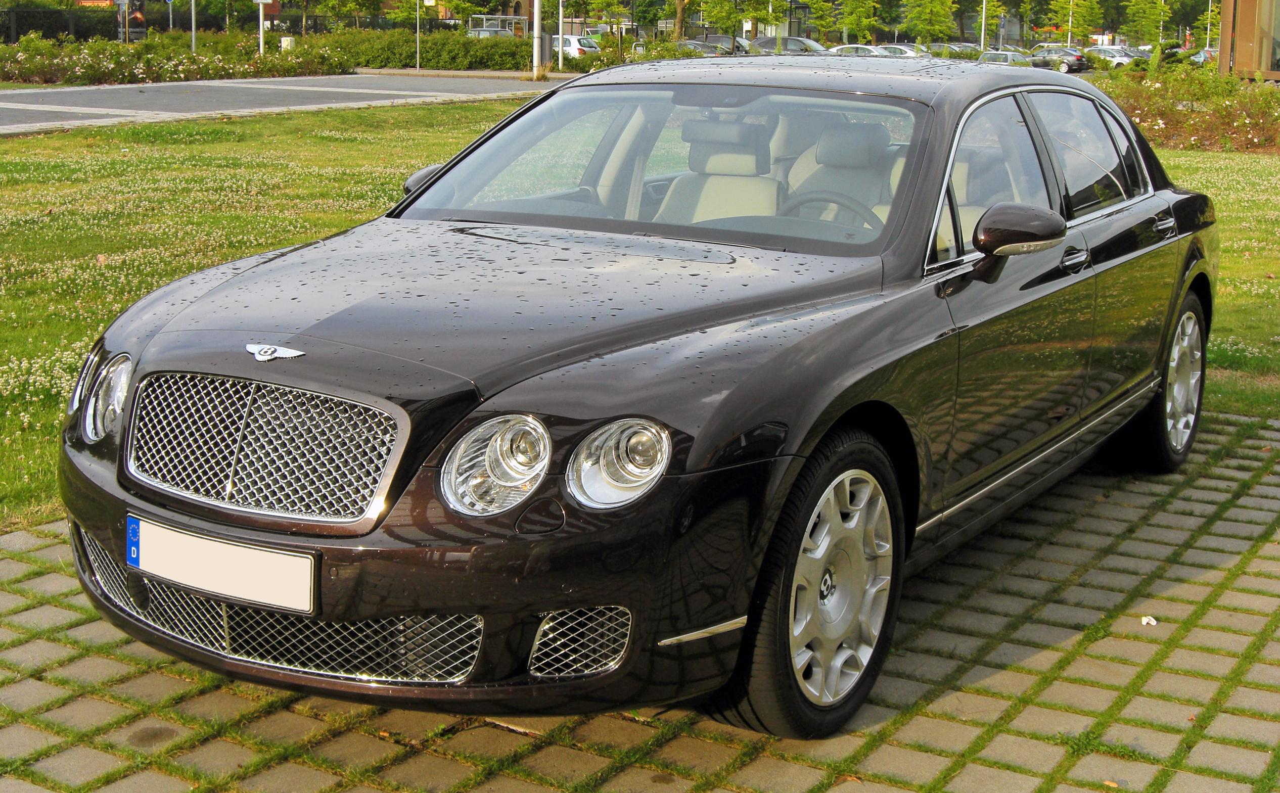 2009 Bentley Continental Flying Spur #18