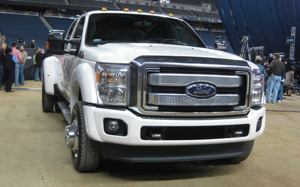 2013 Ford F-450 Super Duty #1
