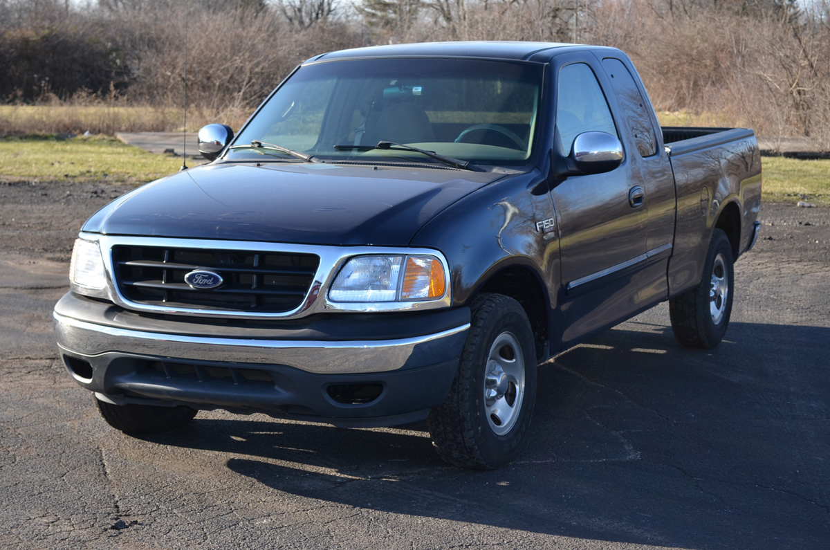 2000 Ford F-150 #8