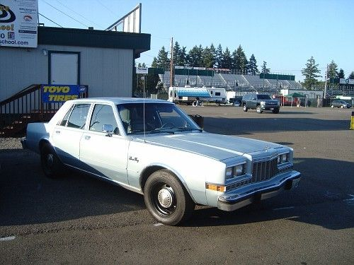 1988 Plymouth Gran Fury #10