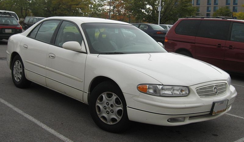 2002 Buick Regal #13