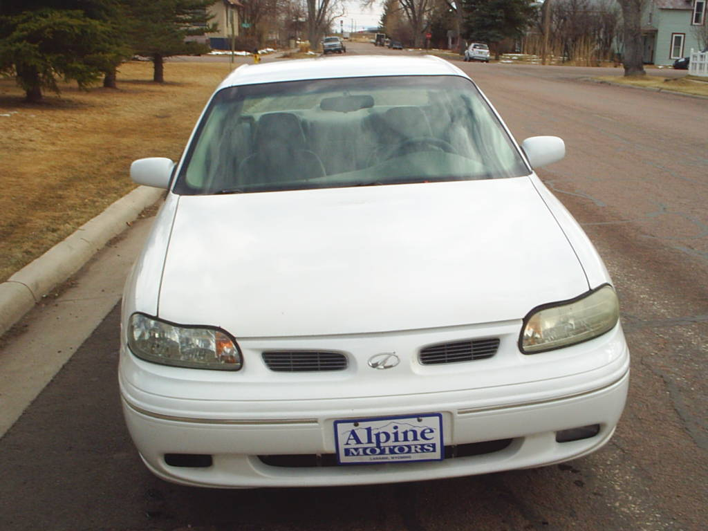 1998 Oldsmobile Cutlass #14