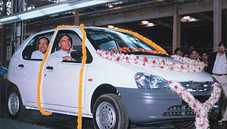 1998 Tata Safari #12