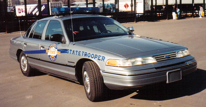 1994 Ford Crown Victoria #11