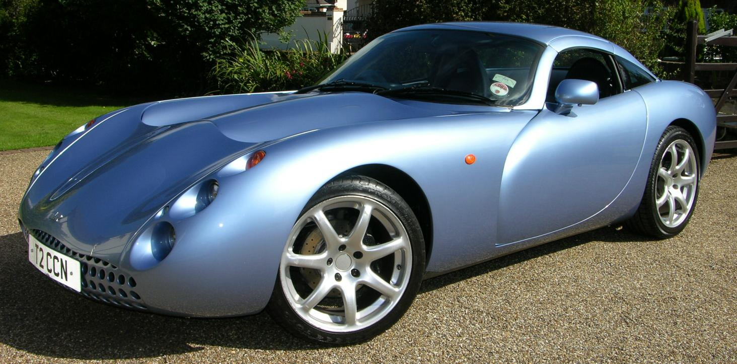 2008 Tvr Tuscan #1