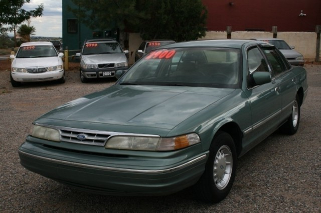 1997 Ford Crown Victoria #10