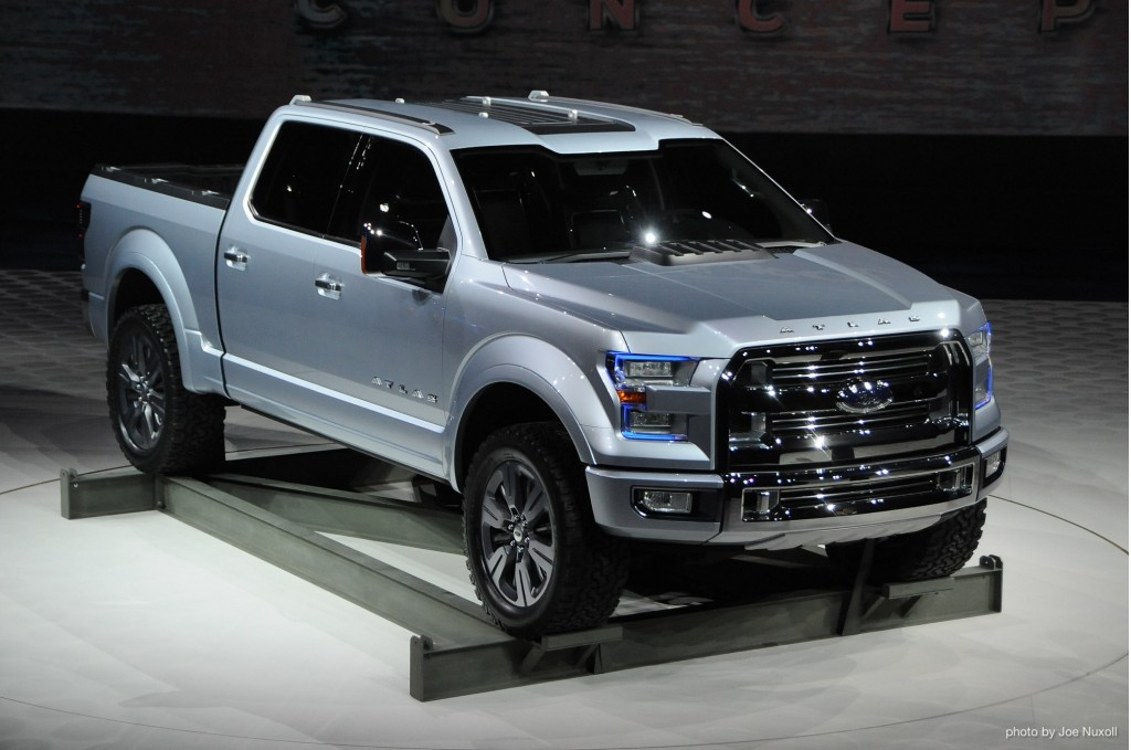 2014 Ford F-150 #16