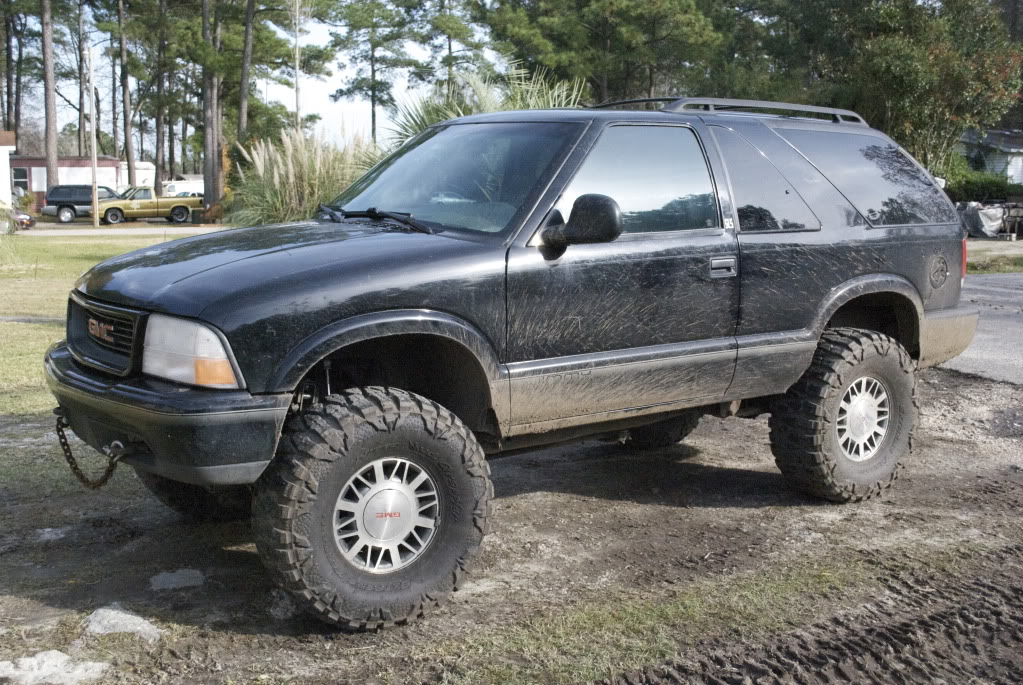 1998 GMC Jimmy #12