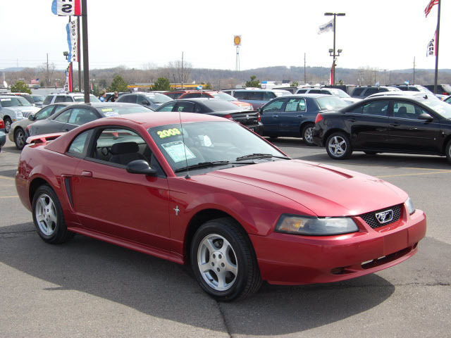 2003 Ford Mustang #11
