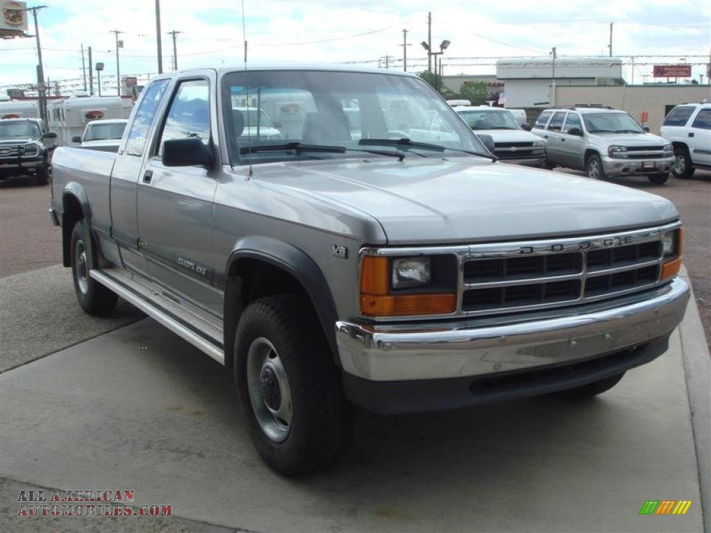 1991 Dodge Dakota #8