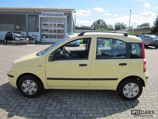 2007 fiat panda photos informations articles. Black Bedroom Furniture Sets. Home Design Ideas