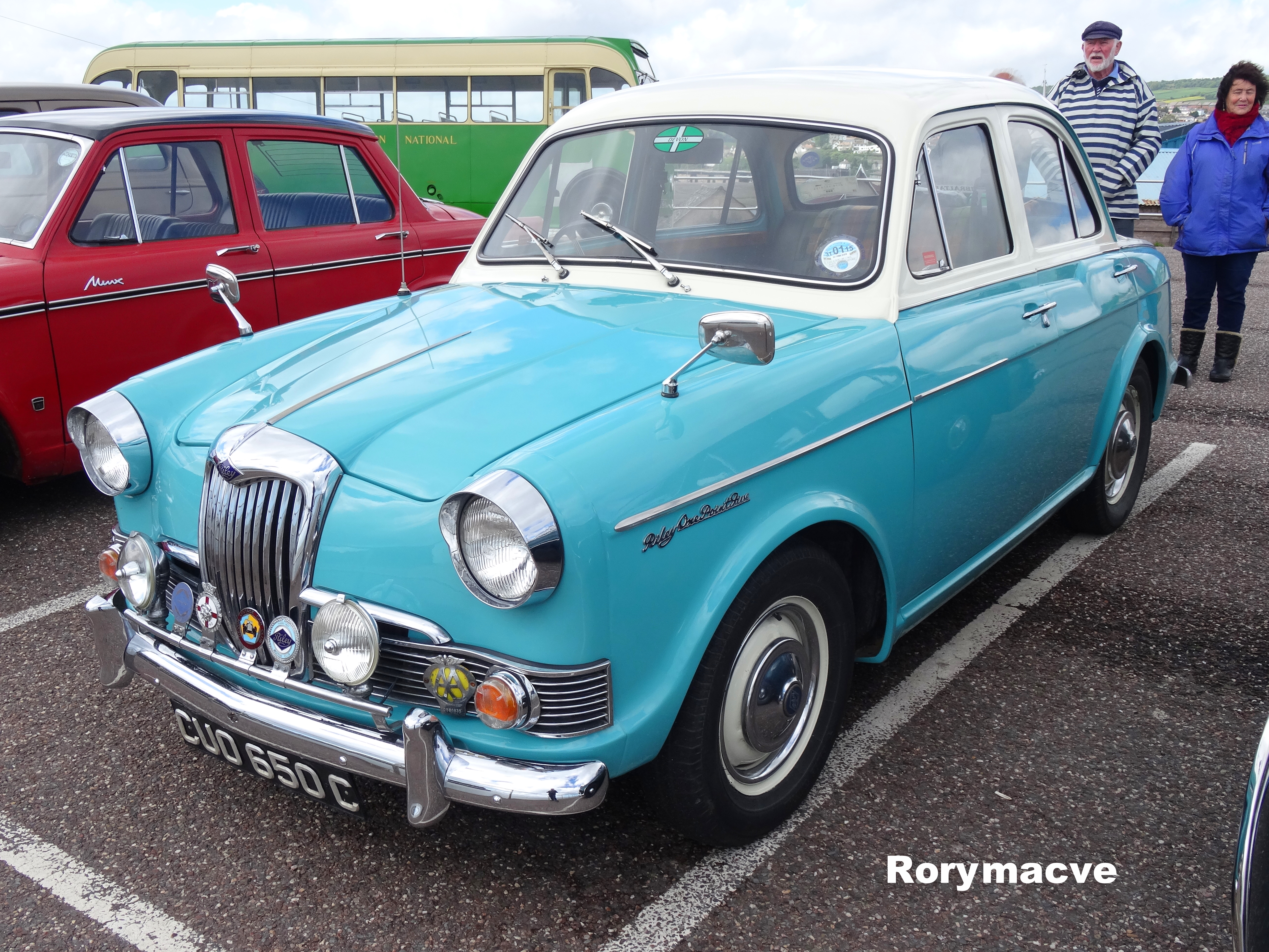 1965 Riley One-Point-Five #5