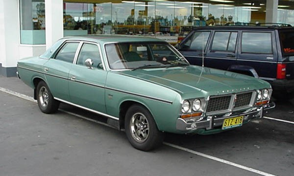 Chrysler Valiant #4