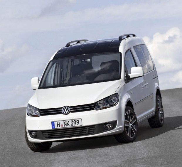 2012 Volkswagen Caddy #11