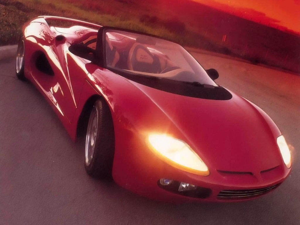 1999 Bizzarrini BZ-2001 #7