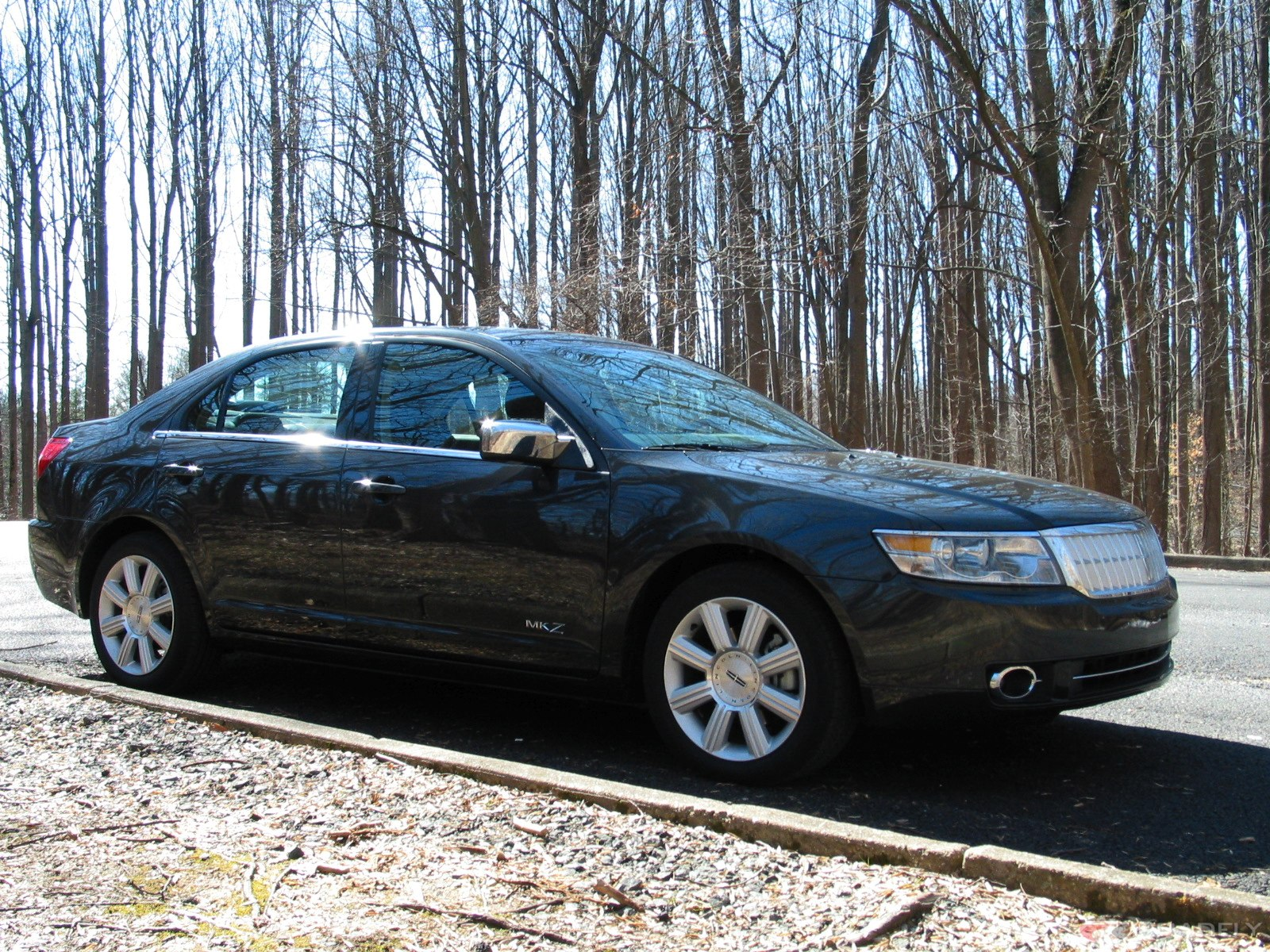 2007 Lincoln Mkz #9