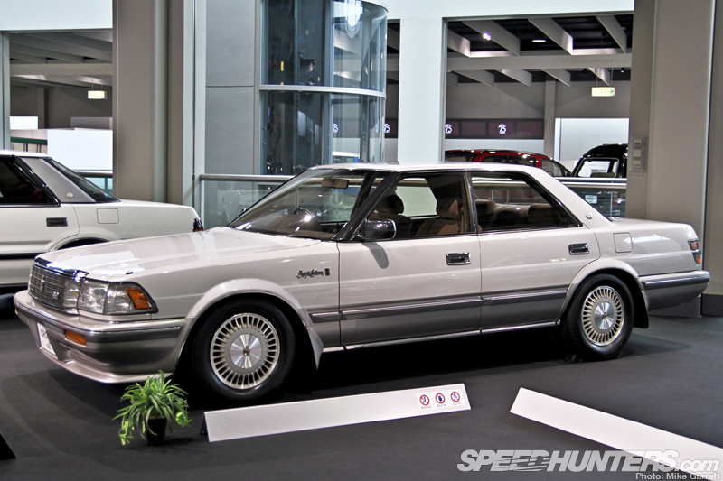 1987 Toyota Crown #13