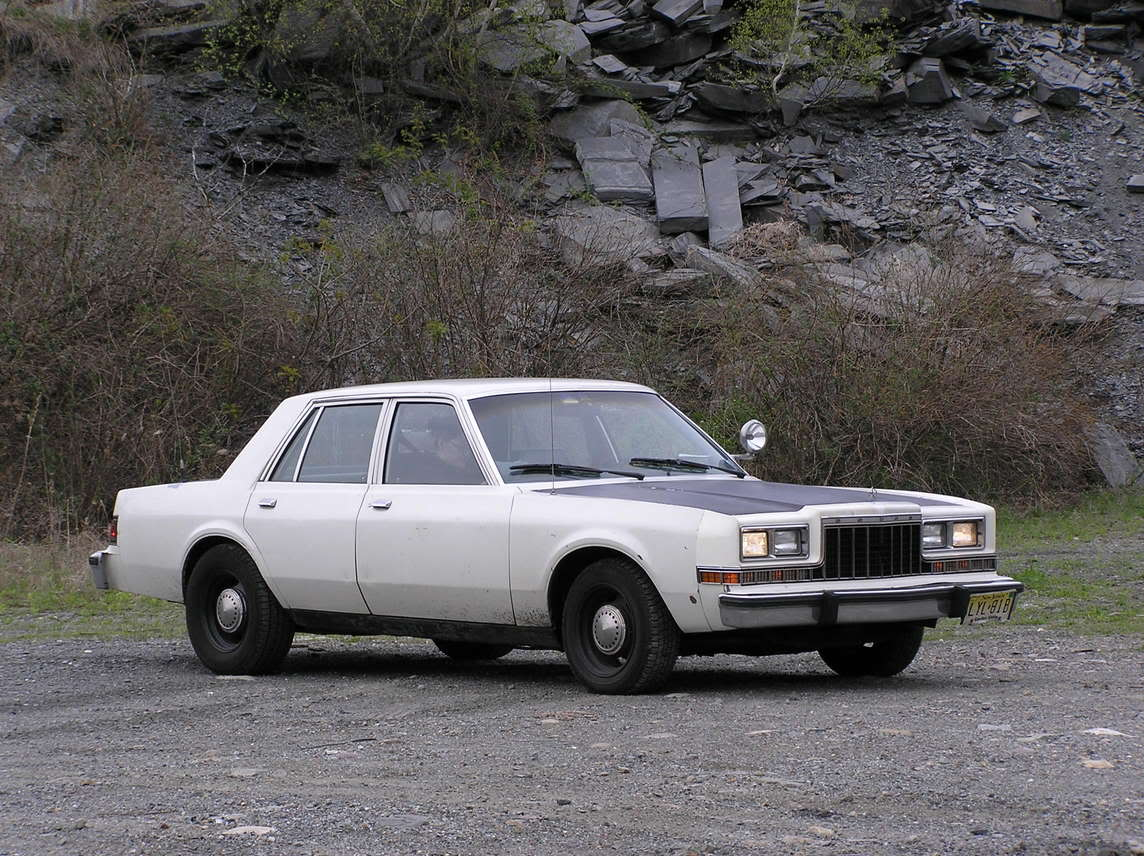 1985 Plymouth Gran Fury #8