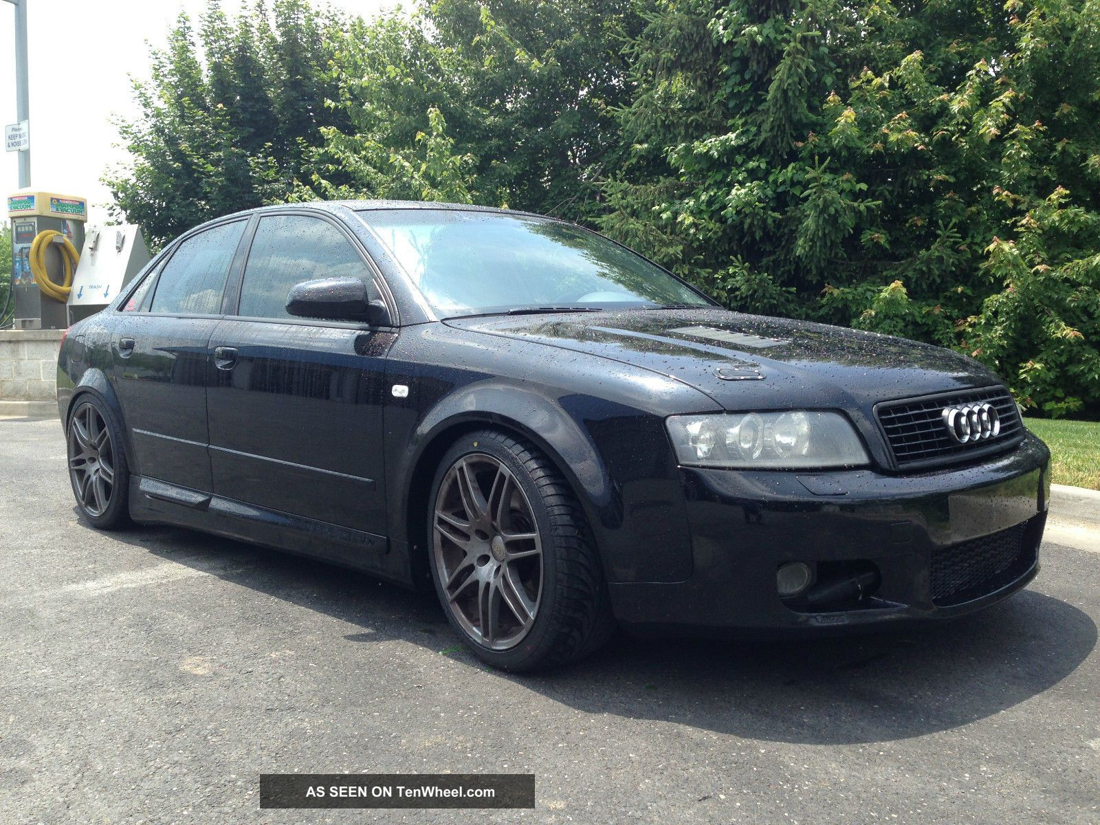 2003 Audi Rs4 Photos Informations Articles Bestcarmag Com