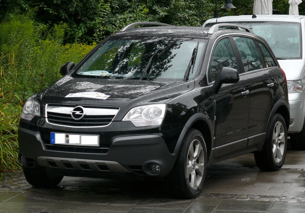 2009 opel antara photos informations articles. Black Bedroom Furniture Sets. Home Design Ideas