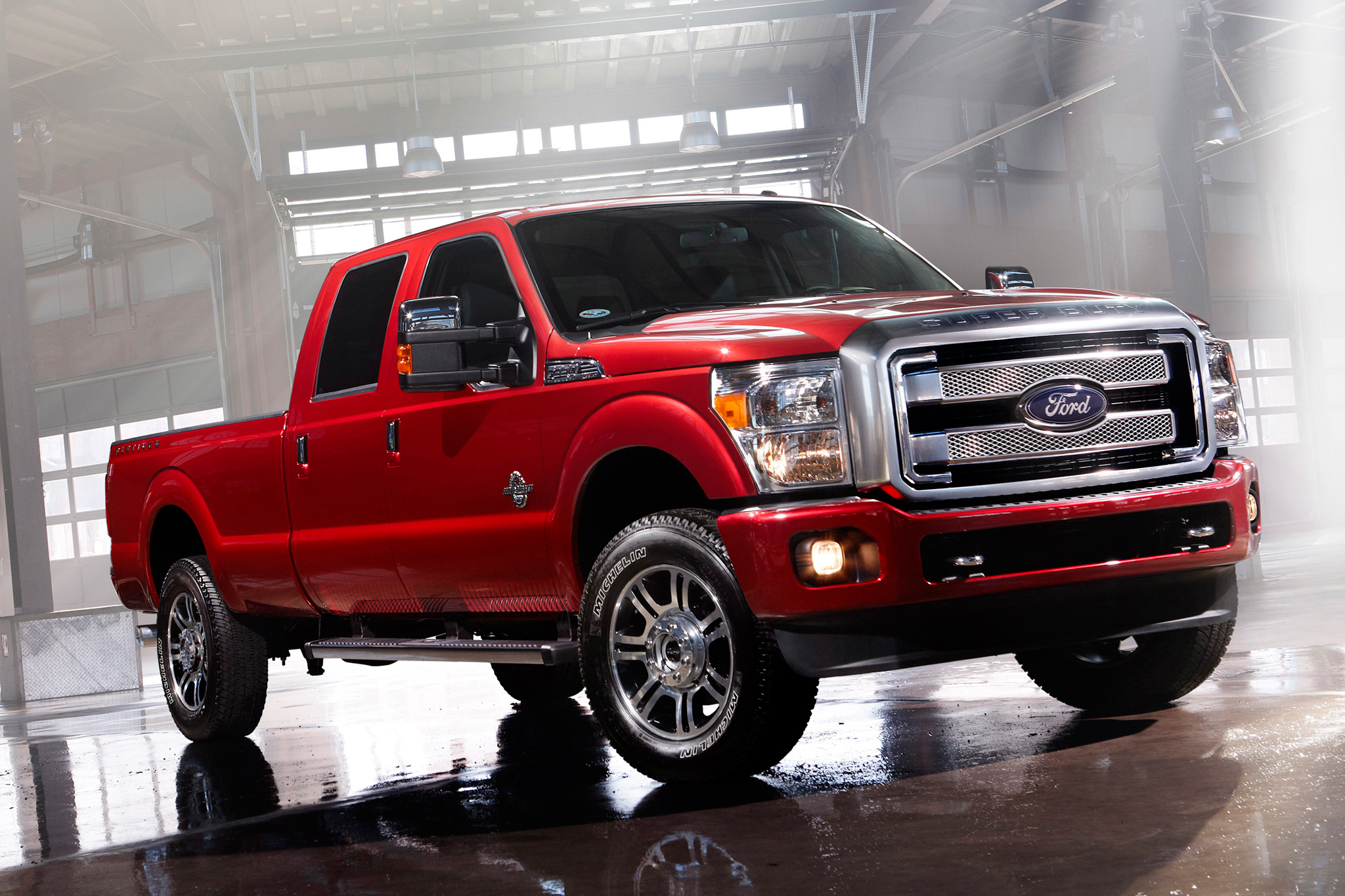 Ford F-350 #11