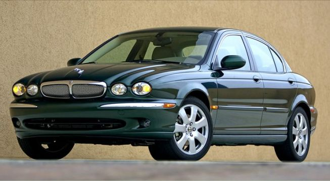 2006 Jaguar X-type #4