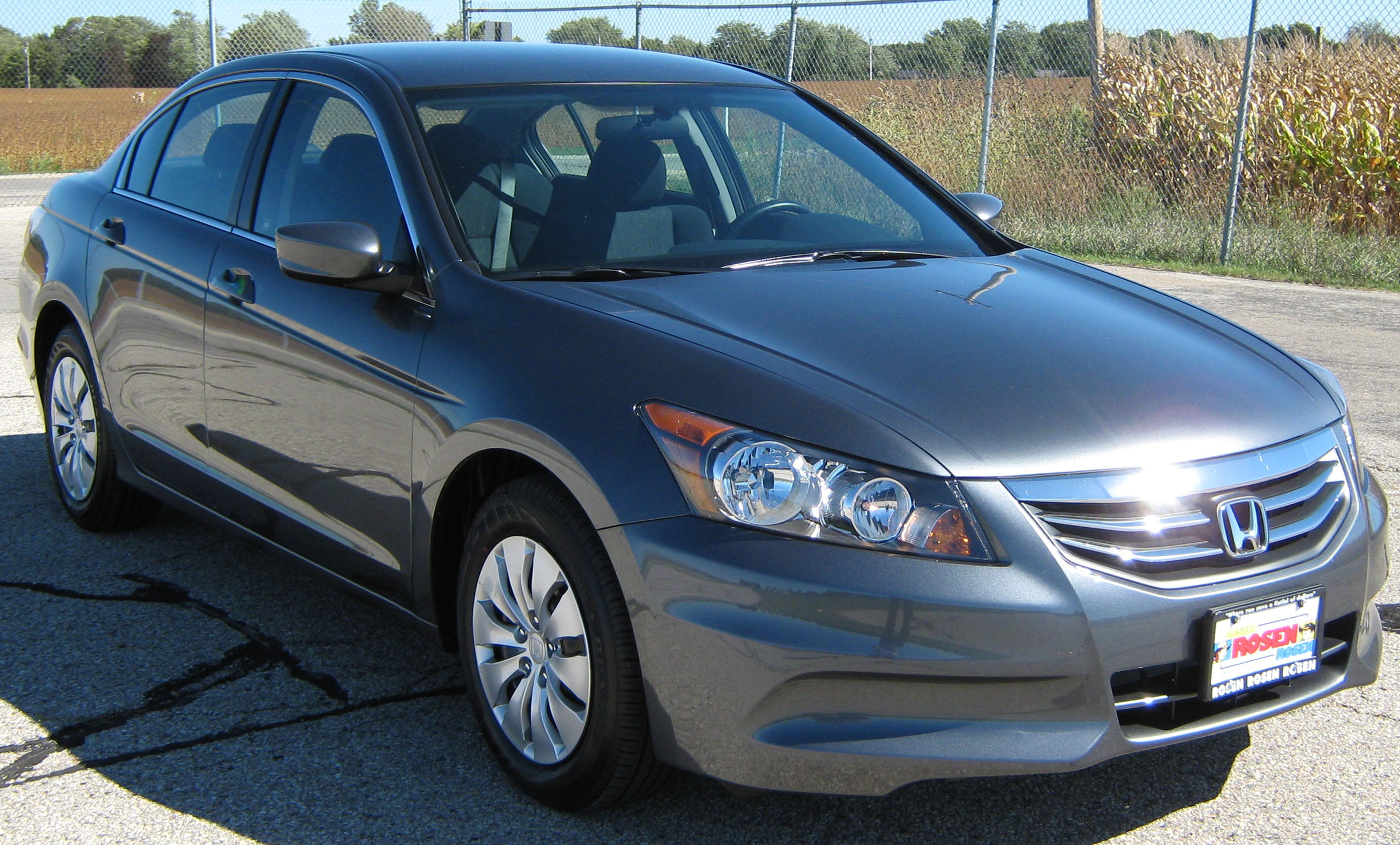 2011 Honda Accord #10