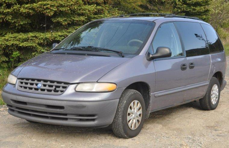 1997 Plymouth Voyager #5
