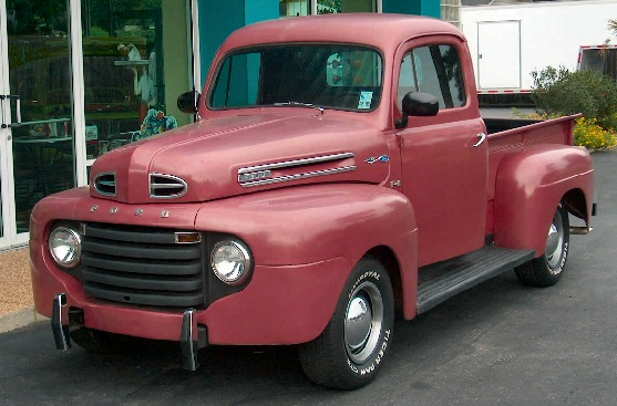1949 Ford F #11