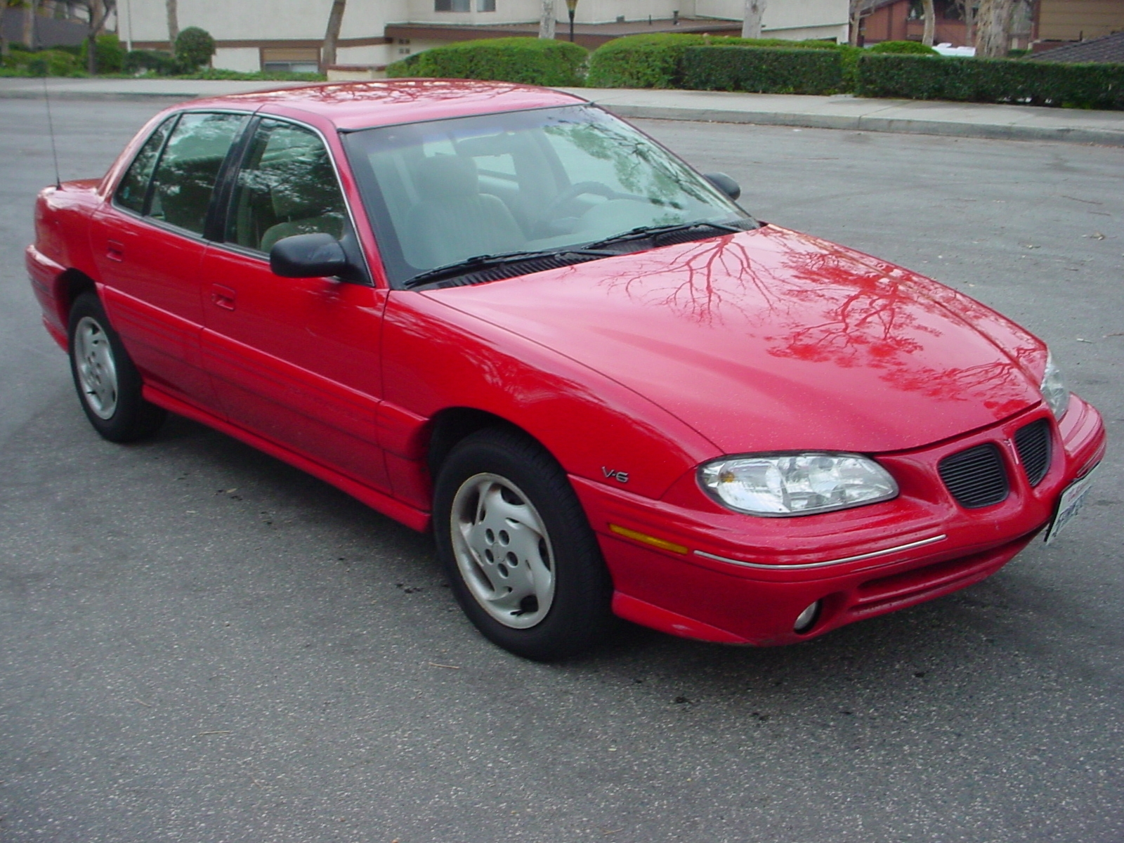 1996 Pontiac Grand Am Photos Informations Articles 3 1l Engine Diagram 10