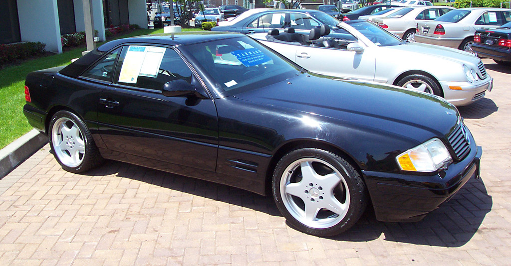 1990 Mercedes-Benz SL #11