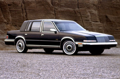 1990 Chrysler New Yorker #10