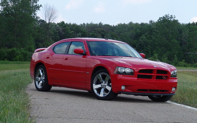 2009 Dodge Charger #8
