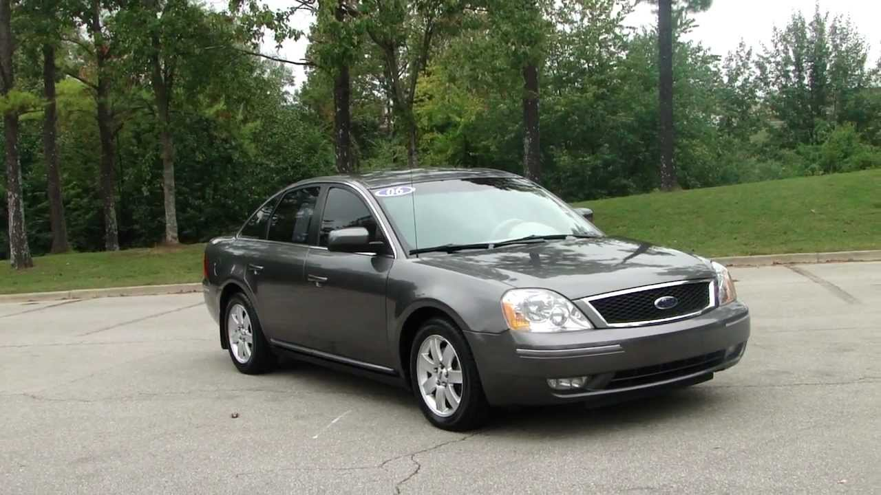 2006 ford five hundred photos informations articles. Cars Review. Best American Auto & Cars Review