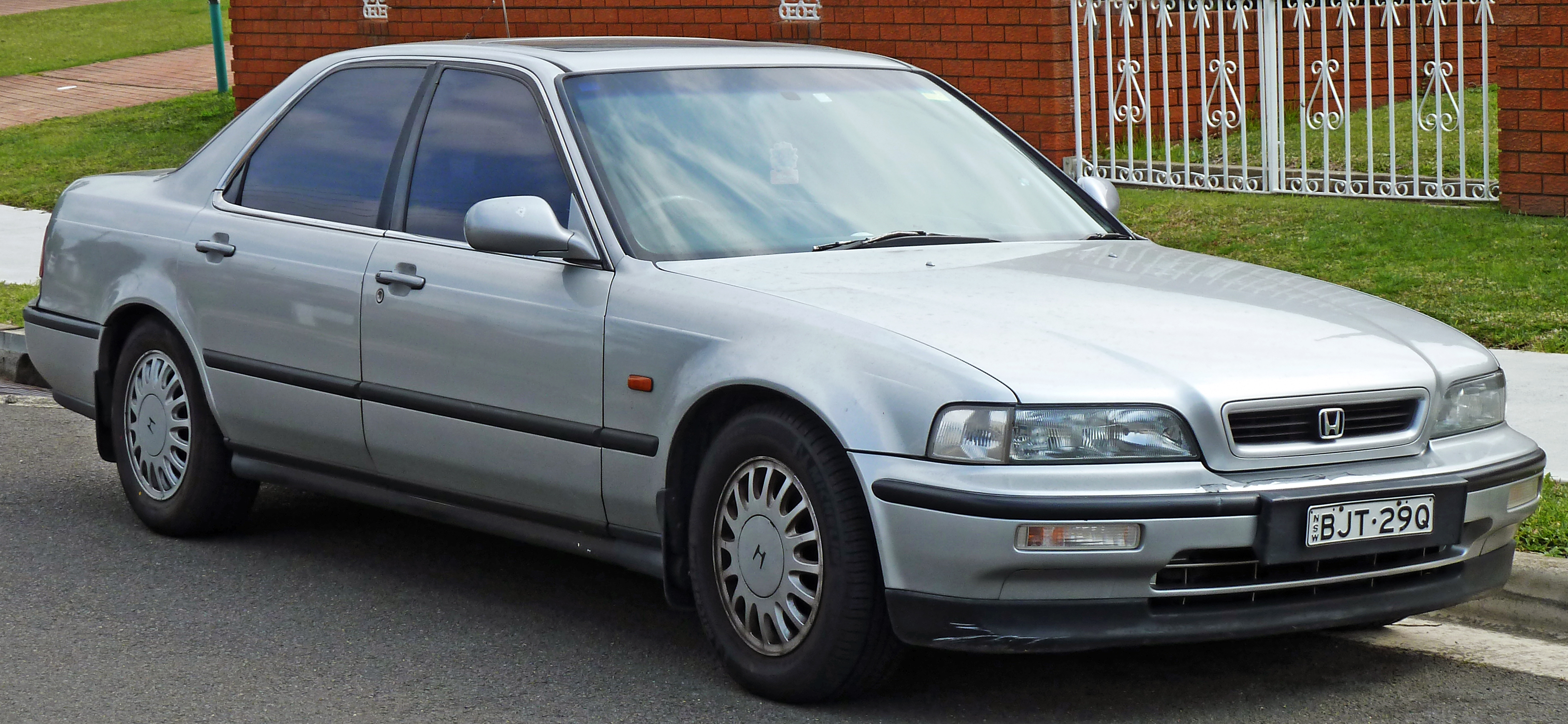 1994 Honda Legend #6