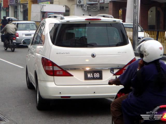2008 Ssangyong Stavic #15