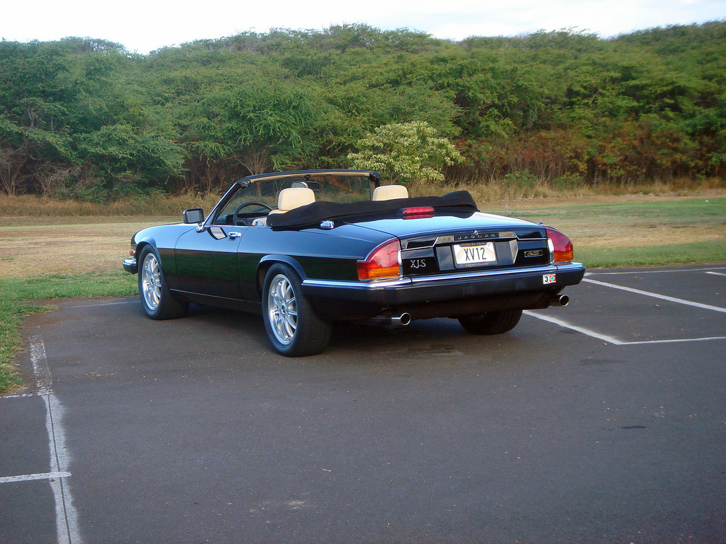 1991 Jaguar Xj-series #14