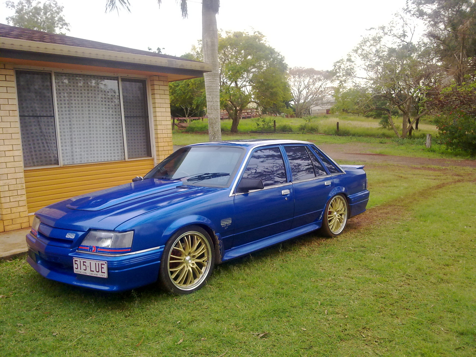 1985 Holden Commodore #7