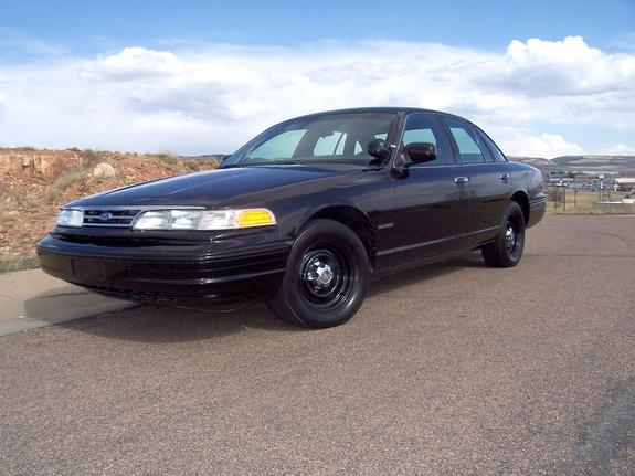 1997 Ford Crown Victoria #4