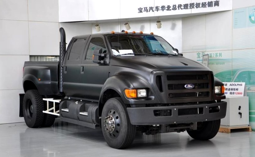 Ford F-650 #1