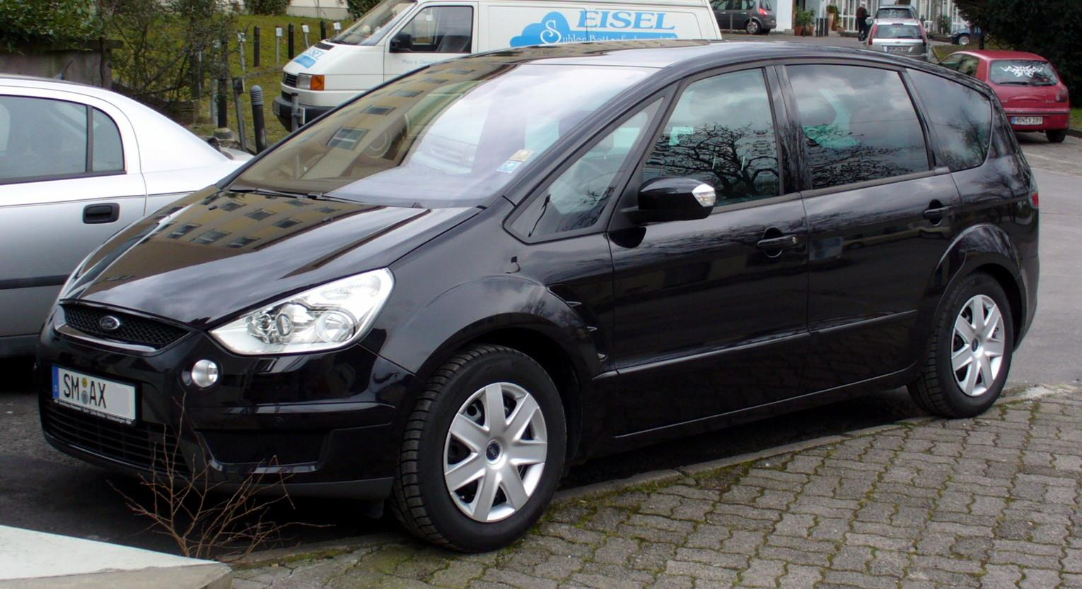2007 Ford S-Max #3