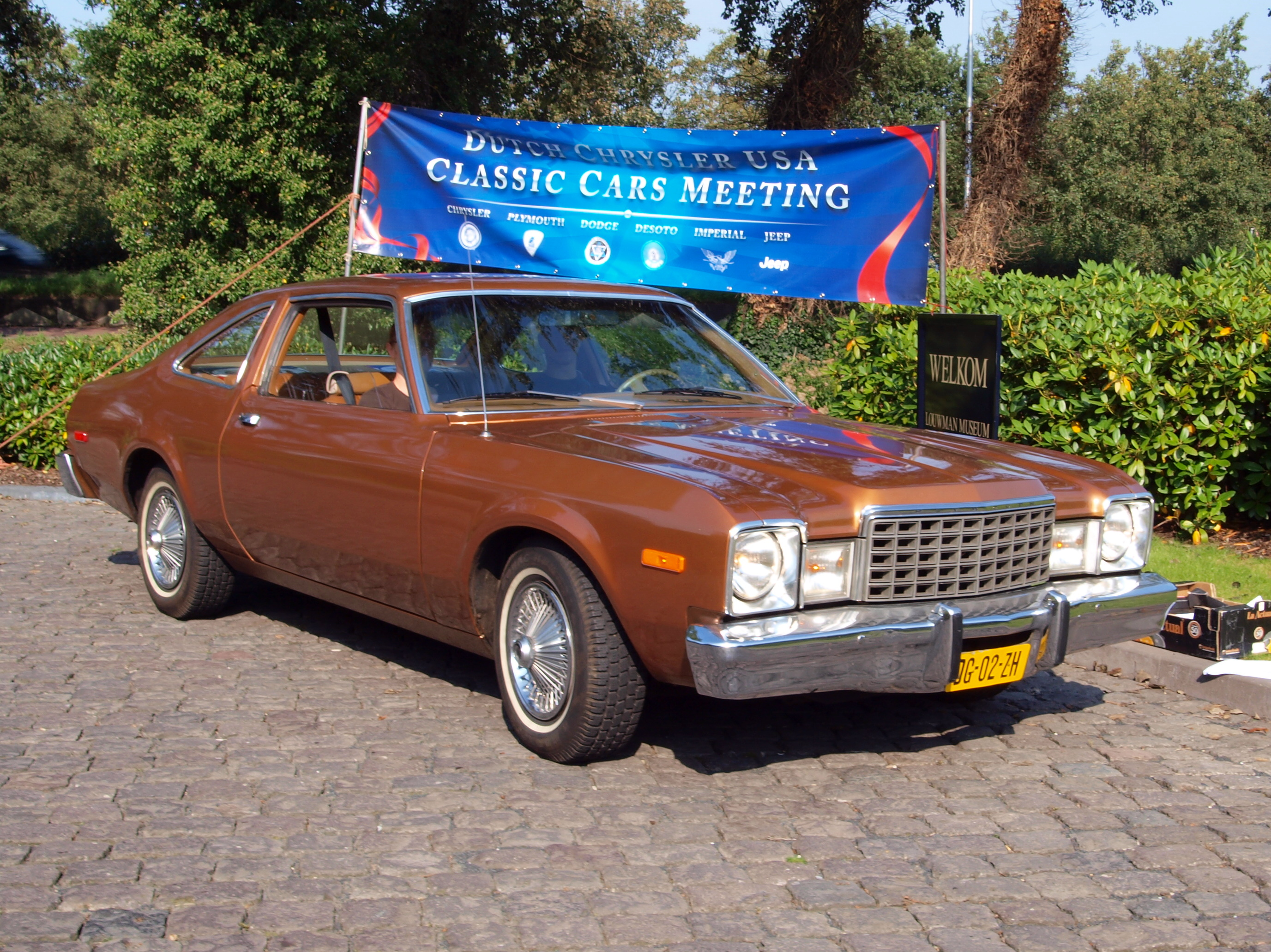 1978 Plymouth Volare #3